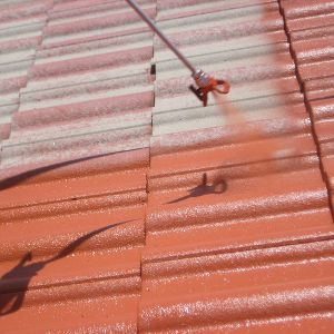 roof painting and roof restoration in sydney