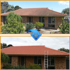 roof recolouring sydney before and after